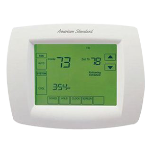 American Standard Heating & Air Conditioning ACONT 2H/1C Manual Electric Thermostat 549384