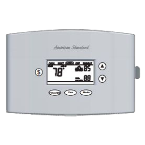 American Standard Heating & Air Conditioning ACONT 3H/2C Electric Manual Thermostat 670581