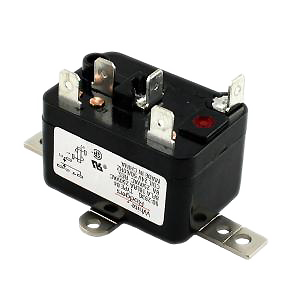 American Standard Heating & Air Conditioning Relay; Gen Purpose, Spdt 8 A, 24 V Coil 312563