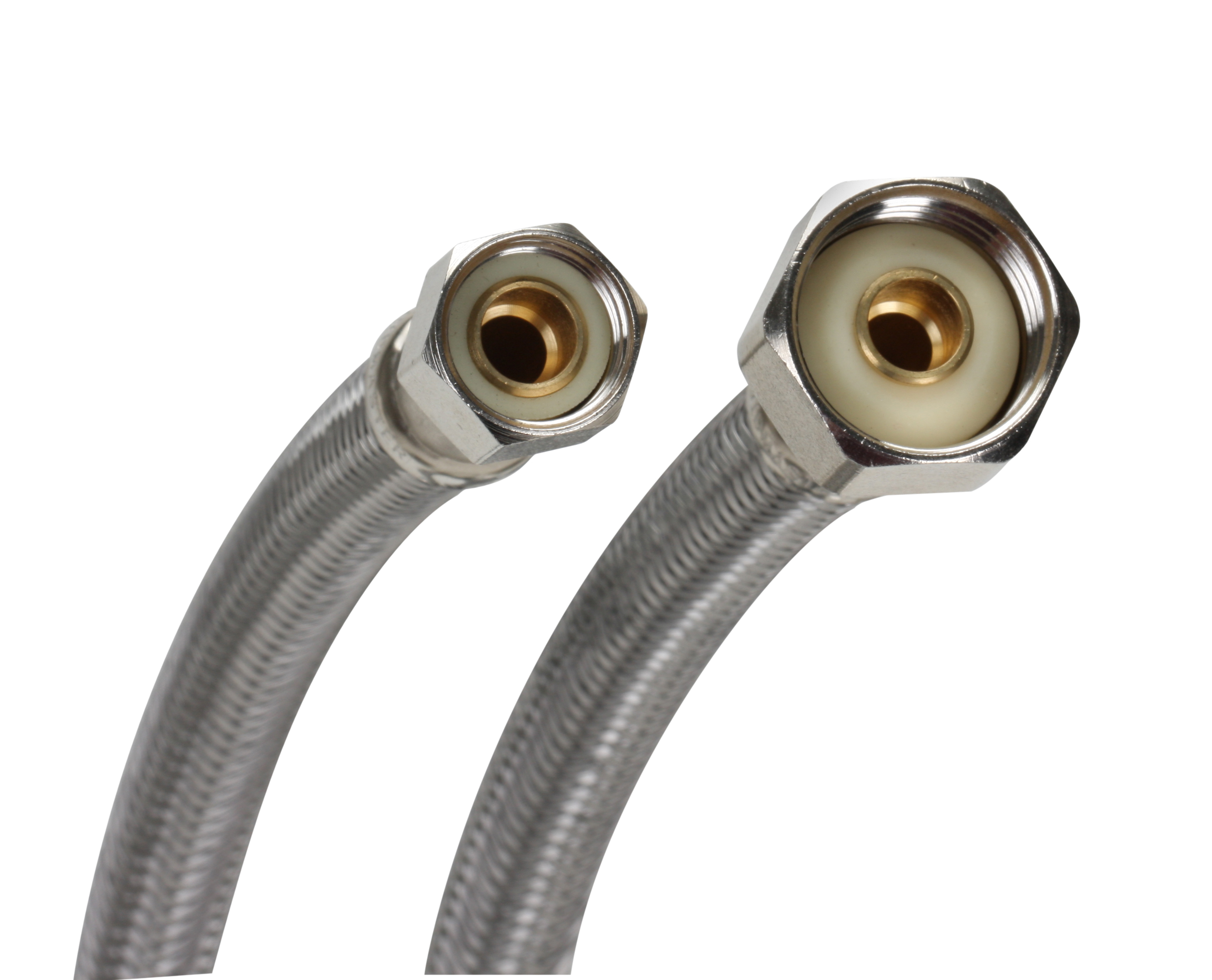 Fluidmaster Pro Series Braided Stainless Steel Faucet Supply Line 22209