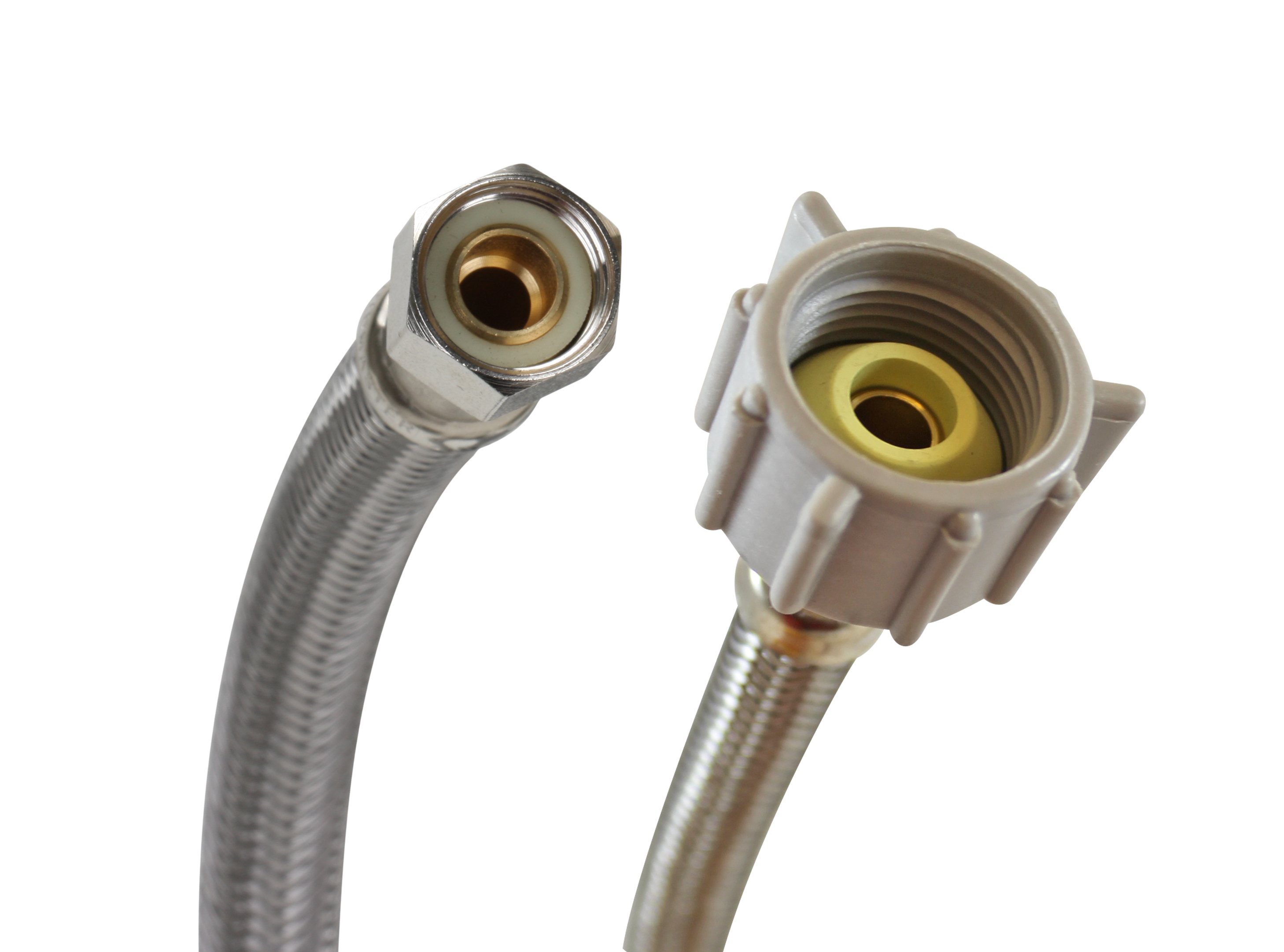 Fluidmaster Pro Series Braided Stainless Steel Toilet Supply Line 21123