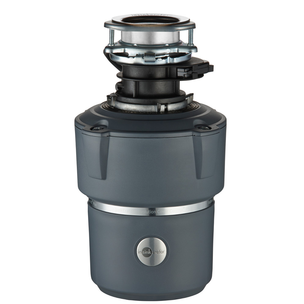 Northeastern Insinkerator Evolution Cover Control Plus Garbage Disposal Batch Feed 3 4 Hp