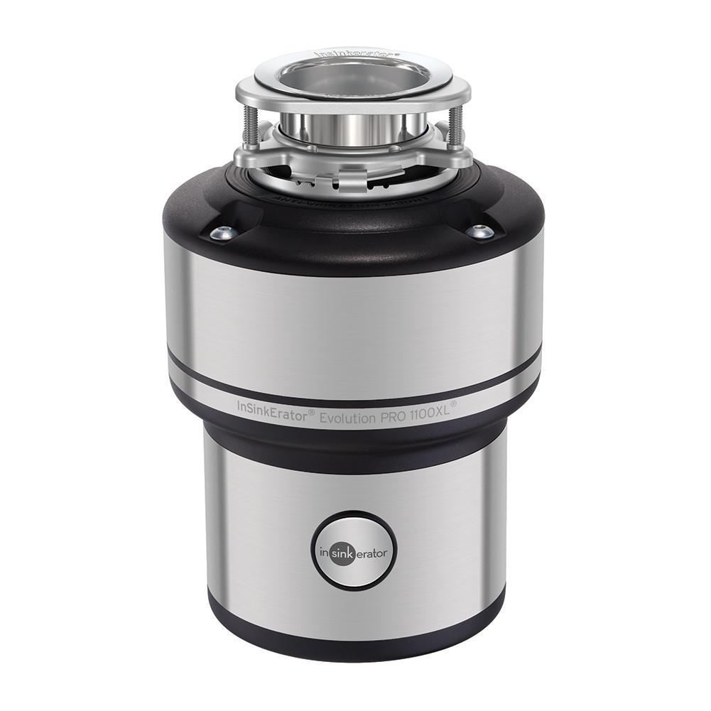 Insinkerator Evolution Pro 1100XL Garbage Disposal, 1.1 HP 1660717