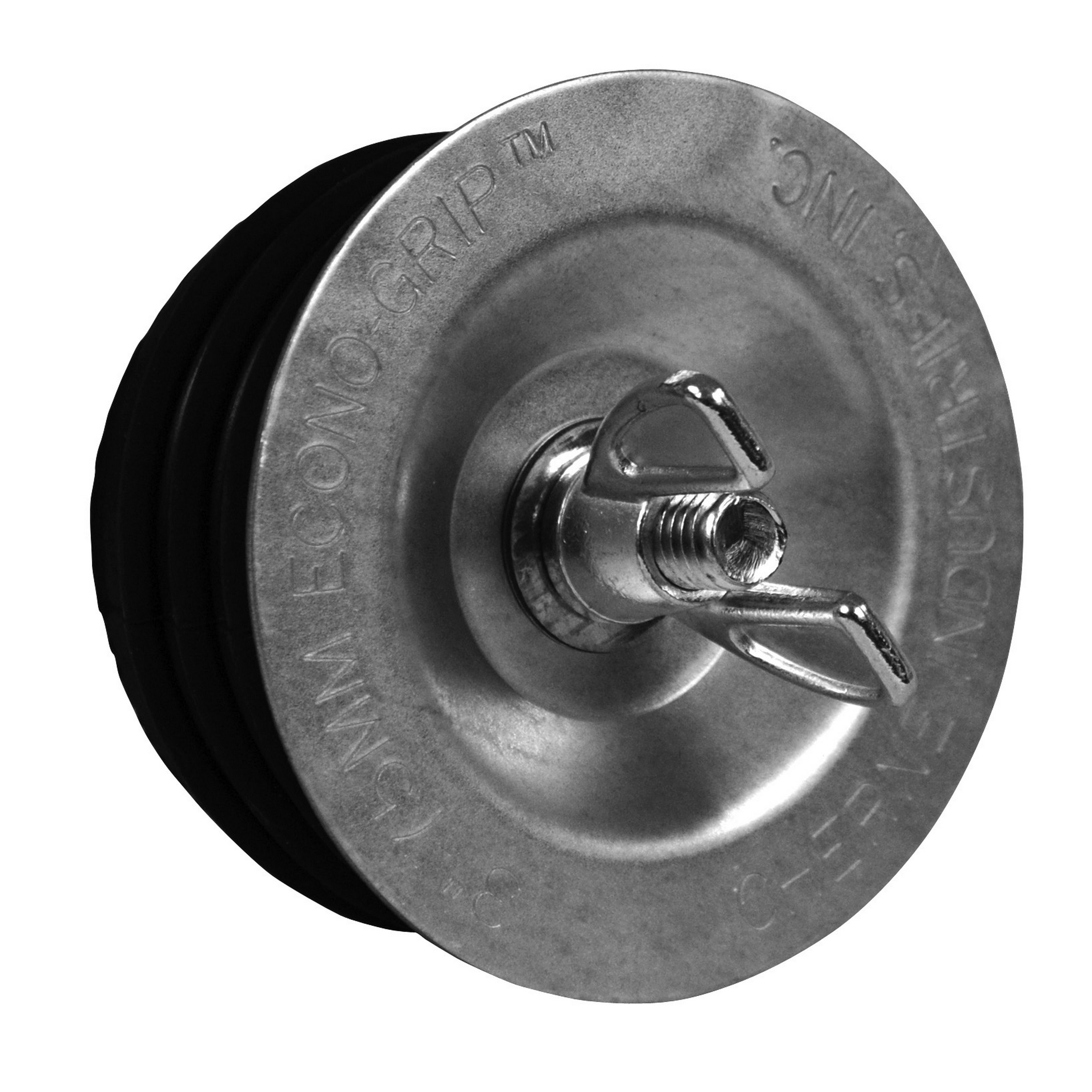 "Econ-O-Grip® 3"" for Low Pressure Plug"