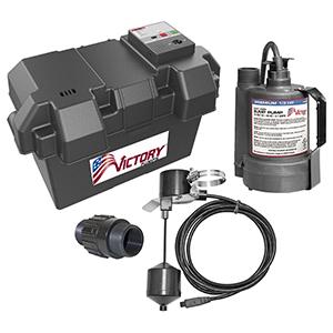 Battery Back Up Sump Pump