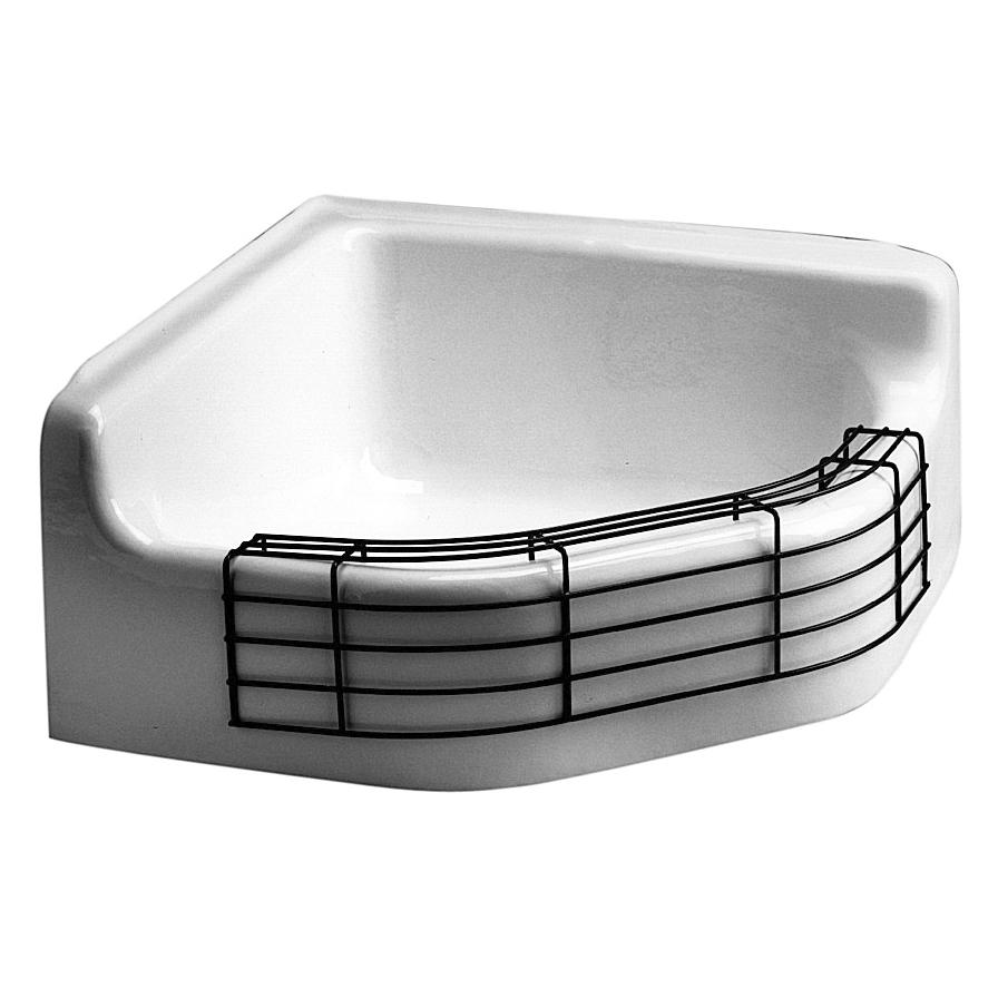 "28"" X 28"" Custodial Floor Sink"