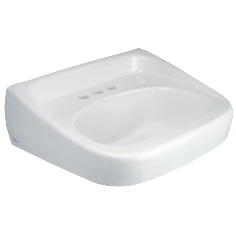 "4"" Centerset/washerless With Wash Hand Basin"