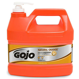 Gojo 1 Gallon Orange Hand Cleaner 35595