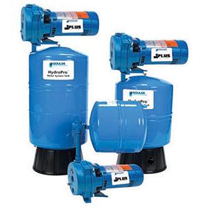 "1-1/4"" X 1"", NPT X NPT, 115/230 VAC 60 Hz 1-phase, 1/2 HP, 3500 RPM, 17.5/11.5 GPM , Cast Iron Case, Convertible, Jet Pump"