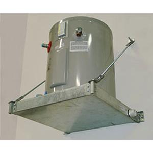 "Holdrite 24"" x 24"" x 4"" 300lb Water Heater Platform 1893365"