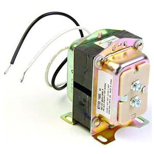 Honeywell 120 VAC Primary, 26.5 VAC Secondary, 50/60 Hz, 40 Va, Nema D, Foot/plate/clamp Mount, Standard Transformer 55020