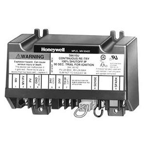 "Honeywell Honeywell Home S86 1/4"" Inlet Universal Intermittent Pilot Module 55016"