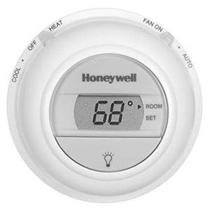 Honeywell Digital Round™ Non-Programmable Thermostat 813268