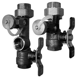 Noritz Isolator Valve Kit 1493798