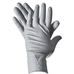 Disposable Gloves (50 Per Box) X-large, 15 Mil Thick, Blue, Powder-Free Latex