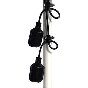 SJE Rhombus 120V Float Switch 26568