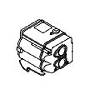 Dual Flush Closet Flushometer Electronic Module For Ecos 1.6/1.1 GPF