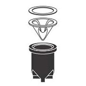 Vacuum Breaker Repair Kit For Gem2/Naval/Optima/Regal/Dolphin Flushometer