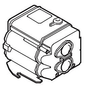 Urinal Flushometer Electronic Module For Optima/Ecos/G2 Optima 0.5/1 GPF