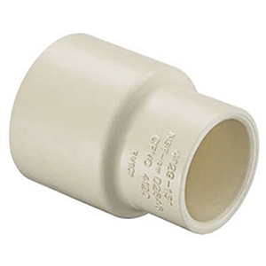"""¾"""" CTS Straight CPVC Coupling"""