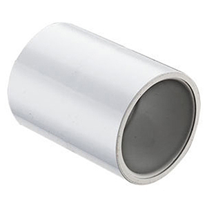 """1 ½"""" Socket Straight Schedule 40 PVC Coupling"""
