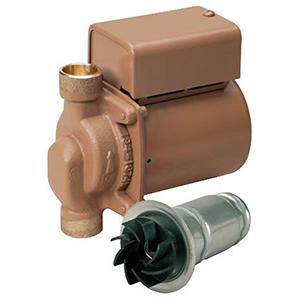"3/4"", Soldered X Soldered, 115 VAC 60 Hz 1-phase, 0.52 A, 1/40 HP, 125 PSI, 11 GPM , 3250 RPM, 9.5' Discharge Head, Lead-free, Bronze, Cartridge Circulator Pump"