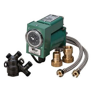 """115 VAC 60 Hz 1-phase, 0.52 A, 1/40 HP, 3250 RPM, 3/4"""" FPT, Lead-free, Nylon, Hot Water Recirculation Circulator For Water Heater"""