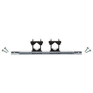 "Sioux Chief 9 To 16"" 90 lb. Load 20 Gauge Galvanized Steel Adjustable Universal Slider Universal Slider Pipe Bracket 54329"