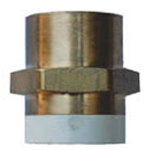 """1"""" CPVC x FPT 500 PSI Copper Straight Female Adapter Lead Free"""
