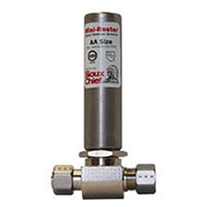 "3/8"" X 3/8"", Compression X Female Compression, Round Top, Lead-free, 304 Stainless Steel, Piston Operated, Tee, Water Hammer Arrester (25 Per Case)"