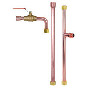 Lead-free, Copper, Water Heater Connector Kit