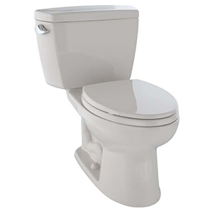 Drake® Two-piece Elongated 1.6 GPF ADA Compliant Toilet, Sedona Beige - Cst744sl#12