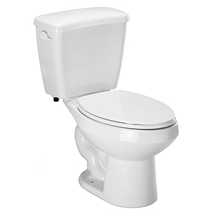 "14-3/4"" H, 12"" Rough-in, 1.28 GPF, White, V-gloss High Gloss Vitreous China, Floor Mount, Elongated Front, Bowl For Urban Compact Elongated High Efficiency Toilet High Efficiency Toilet"
