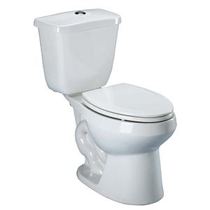 Vortens White Elongated 1.28/1 GPF Toilet Bowl 420957