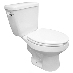 "16-3/8"" X 7-5/16"" X 14-1/4"", 12"" Rough-in, 1.28 GPF, White, V-gloss High Gloss Vitreous China, Tank For Urban Compact Elongated High Efficiency Toilet High Efficiency Toilet"