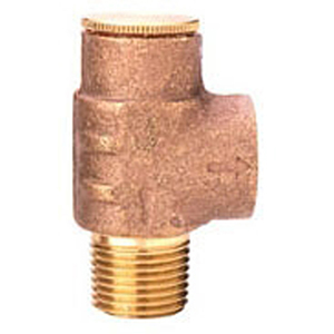 "Wilkins 1/2"" Bronze Thermal Expansion Pressure Relief Valve 1678268"
