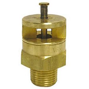 """Wilkins 1/2"""" Brass Vacuum Relief Valve 1707808"""