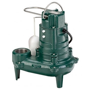 1/2 HP Submersible Sewage Pump