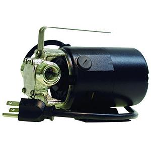 337 GPH, Portable, Non-submersible, Utility Transfer Pump