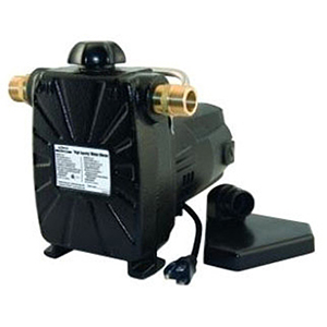 1/2 HP Cast Iron High Capacity Water Mover, Utility Transfer Pump