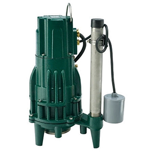 2 HP Cast Iron Automatic Vertical Grinder Pump