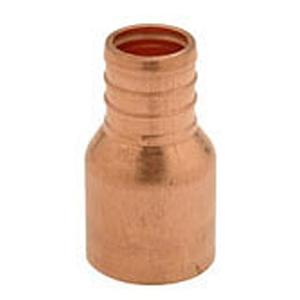 "¾"" Copper Barbed x Female Sweat Adapter"