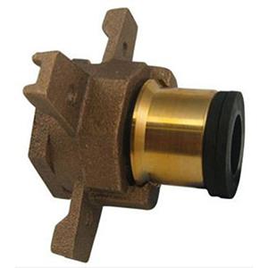 "A.Y. Mcdonald Brass Handwheel Yoke Expander For ⅝"" x ¾"" Or ¾"" Meter Box 1729294"