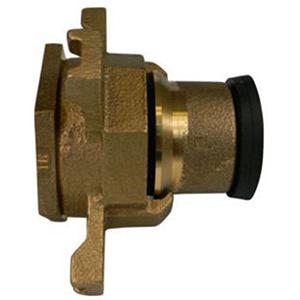 "A.Y. Mcdonald Brass Handwheel Yoke Expander For 1"" Meter Box 1714263"