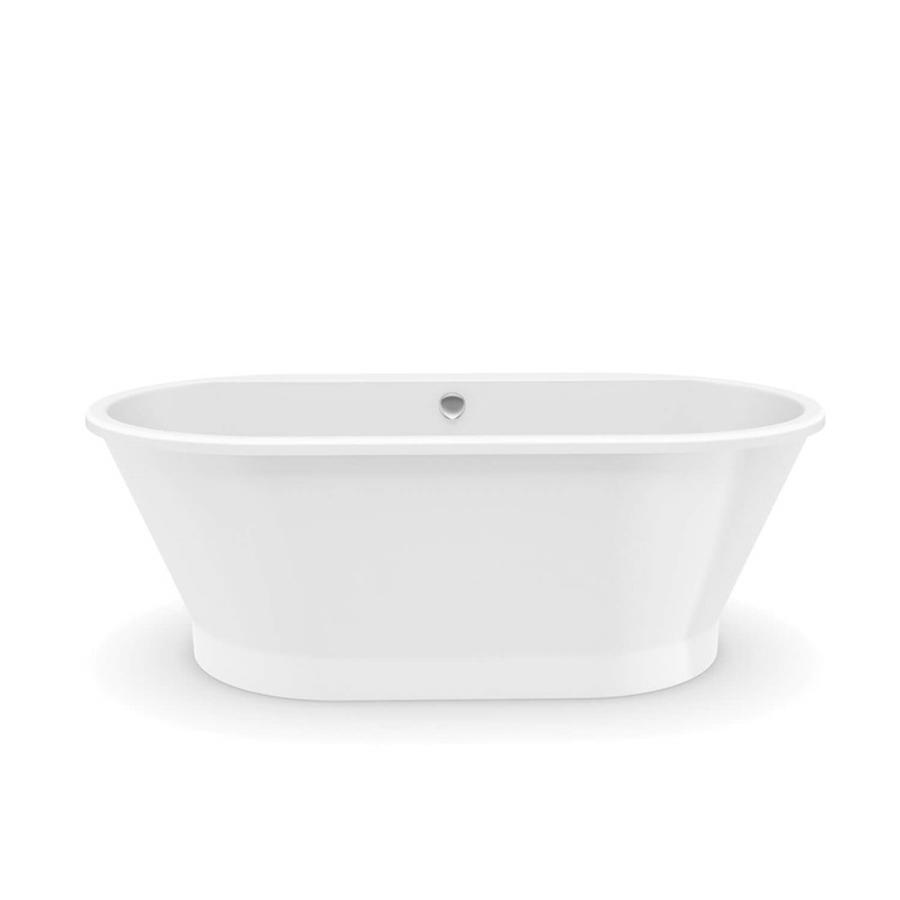 Brioso 6636 Bathtub Regular White