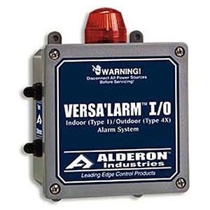 120 VAC 50/60 Hz, 15 W, 100 Db, No, Spst, Nema 1/4x, PVC Enclosure, Dual Rated, Auto-reset, Indoor/outdoor Tank Alarm