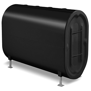 American Granby 275 Gallon Vertical Oil Tank 26993