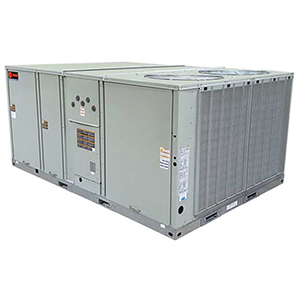 American Standard Heating & Air Conditioning 15 Tons 180 MBH 230V Three Phase Commercial Packaged Gas/Electric Unit 2045100