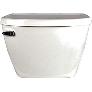 "Yorkville / Cadet White 1.1gpf Pressure Assisted 12"" Rough In Tank High Efficiency Toilet"