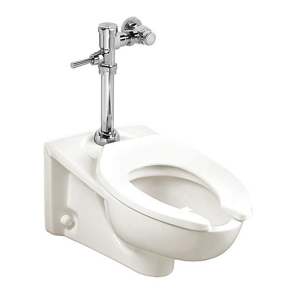 Afwall Millennium Flowise White Universal Flush